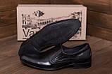 Мужские  кожаные туфли AVA De Lux, фото 7