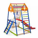 Детский спортивный комплекс KindWood Color Plus 2, фото 4