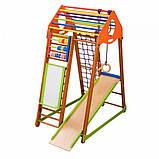 Детский спортивный комплекс BambinoWood Plus, фото 4