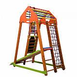 Детский спортивный комплекс BambinoWood Plus, фото 7