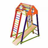 Детский спортивный комплекс BambinoWood Color, фото 3