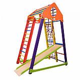 Детский спортивный комплекс BambinoWood Color, фото 4