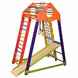 Детский спортивный комплекс BambinoWood Color, фото 6