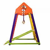 Детский спортивный комплекс BambinoWood Color, фото 7