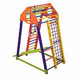 Детский спортивный комплекс BambinoWood Color, фото 8
