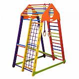 Детский спортивный комплекс BambinoWood Color, фото 9