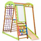 Детский спортивный комплекс для дома BabyWood Plus, фото 2
