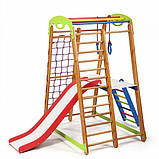 Детский спортивный уголок -  «Кроха - 2 Plus 2», фото 5