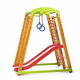 Детский спортивный уголок -  «Кроха - 2 Plus 1», фото 4