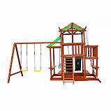 Детский игровой комплекс для дачи, фото 3