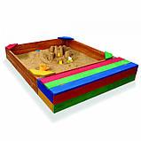 Песочница детская, фото 3