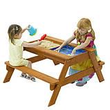 Детская песочница-стол, фото 3