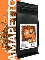 Кофе растворимый сублимированный с ароматом Амаретто