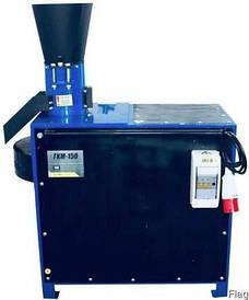 Гранулятор ГКМ — 150 (100 кг/час) (С двигателем 4 кВ 380 В)
