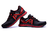 Мужские кожаные кроссовки  Reebok SPRINT TR  Red (реплика), фото 4