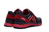Мужские кожаные кроссовки  Reebok SPRINT TR  Red (реплика), фото 6