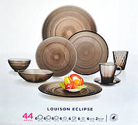 Сервиз Luminarc Louison Eclipse из 44 предметов на 6 персон