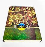 Папка-короб на липучке, А4, 25 мм, полноцветная, PP-покрытие, фото 7