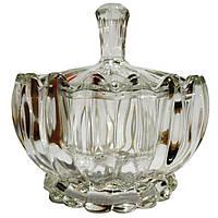 Сахарница стекло Crystal Perseus d=100 мм 80000159