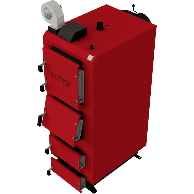 Конструкция котлов Альтеп DUO PLUS 50-120 кВт  (Фото-1)