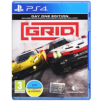 Игра Grid (PS4, Английская версия)
