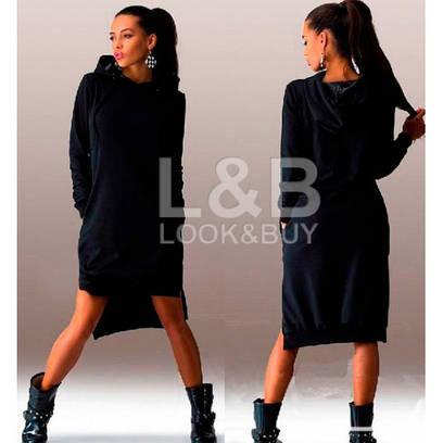 """Платье """"NEXT"""" черный"""