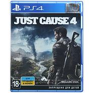 Игра Just Cause 4 (PS4, Русские субтитры)
