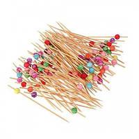 Шпажки бамбук кенди 9 см 25 шт EDC09-27