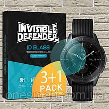 Защитное стекло Ringke для Samsung Galaxy Watch 42mm (в наборе 3+1 шт.)
