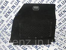 Обшивка багажника левая Mercedes S212 A2126900741