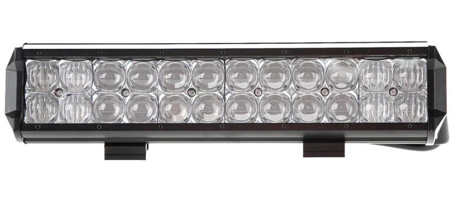 Автофара балка LED на крышу (24 LED) 5D-72W-MIX #S/O