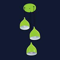 Люстра подвесная Levistella 7044462-3 GREEN