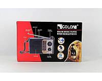 Радиоприемник Golon RX F10 портативная колонка USB /SD / MP3/ FM, фото 1