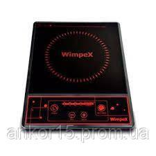 Инфракрасная электро плита Wimpex 1322 одна конфорка