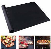 Антипригарный коврик гриль мат BBQ grill sheet 33*40 см (2772) #S/O, фото 1