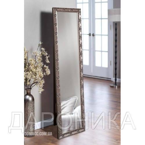 Напольное зеркало Milan   в цвете graffit 1650 х 400 мм