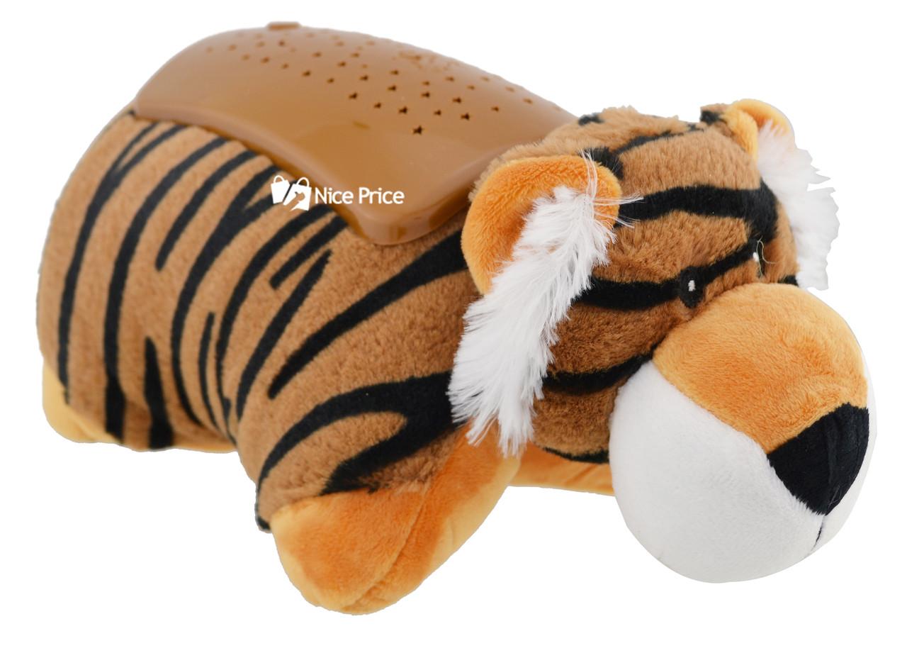 Ночник проектор звездного неба Dream Lites Тигр (13905) #S/O