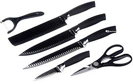 Набор ножей Genuine 6 предметов (4787) #S/O