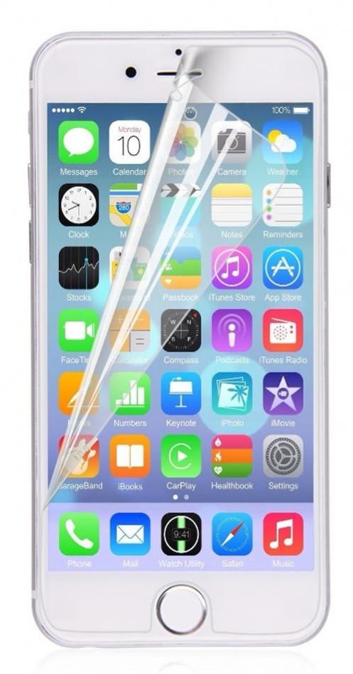 Защитная пленка TOTO для iPhone 7 / 8 (пленка для экрана iPhone 7 / 8) 4H 0.12 мм (59685) #S/O