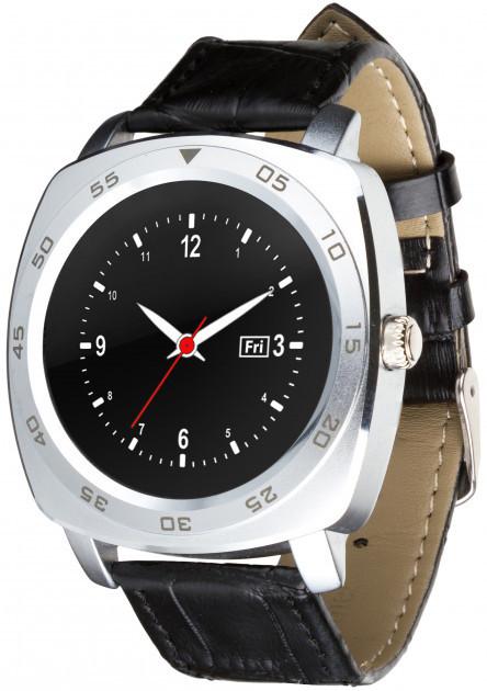 Умные часы UWatch X3 серебристые #S/O