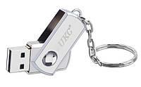 Флеш память (флешка) USB UKC JetFlash 8GB Silver (4962) #S/O