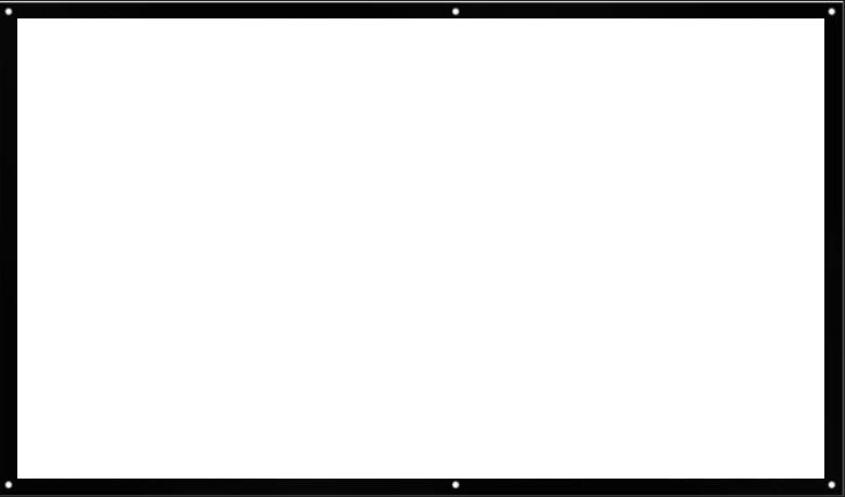 """Экран для проектора 72"""" 16:9 натяжной (4401) #S/O"""