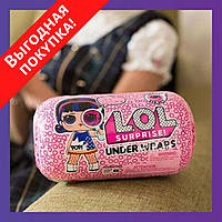 Светящаяся капсула LOL Кукла сюрприз 4 серия / Лол / Подарок ребенку / Большая капсула