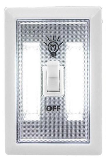 Светильник в виде выключателя Super Bright 1158 COB (5119) #S/O