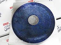 """Змішувач для умивальника """"Водоспад"""" низький (різні кольри скла), фото 1"""