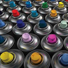 Аерозольні фарби
