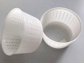 Форма для приготовления сыра круглая 0,65 л