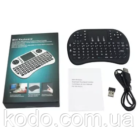 Беспроводная мини клавиатура MINI KEYBOARD
