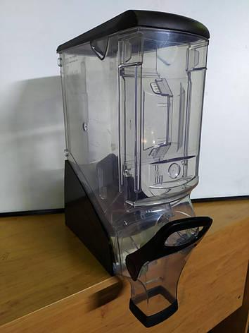 Б/У Гравитационная емкость 12.5л GB150-20 FN Диспенсер для сыпучих продуктов, фото 2