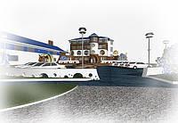 Дизайн-проект готельного комплексу «МАЯК» V2